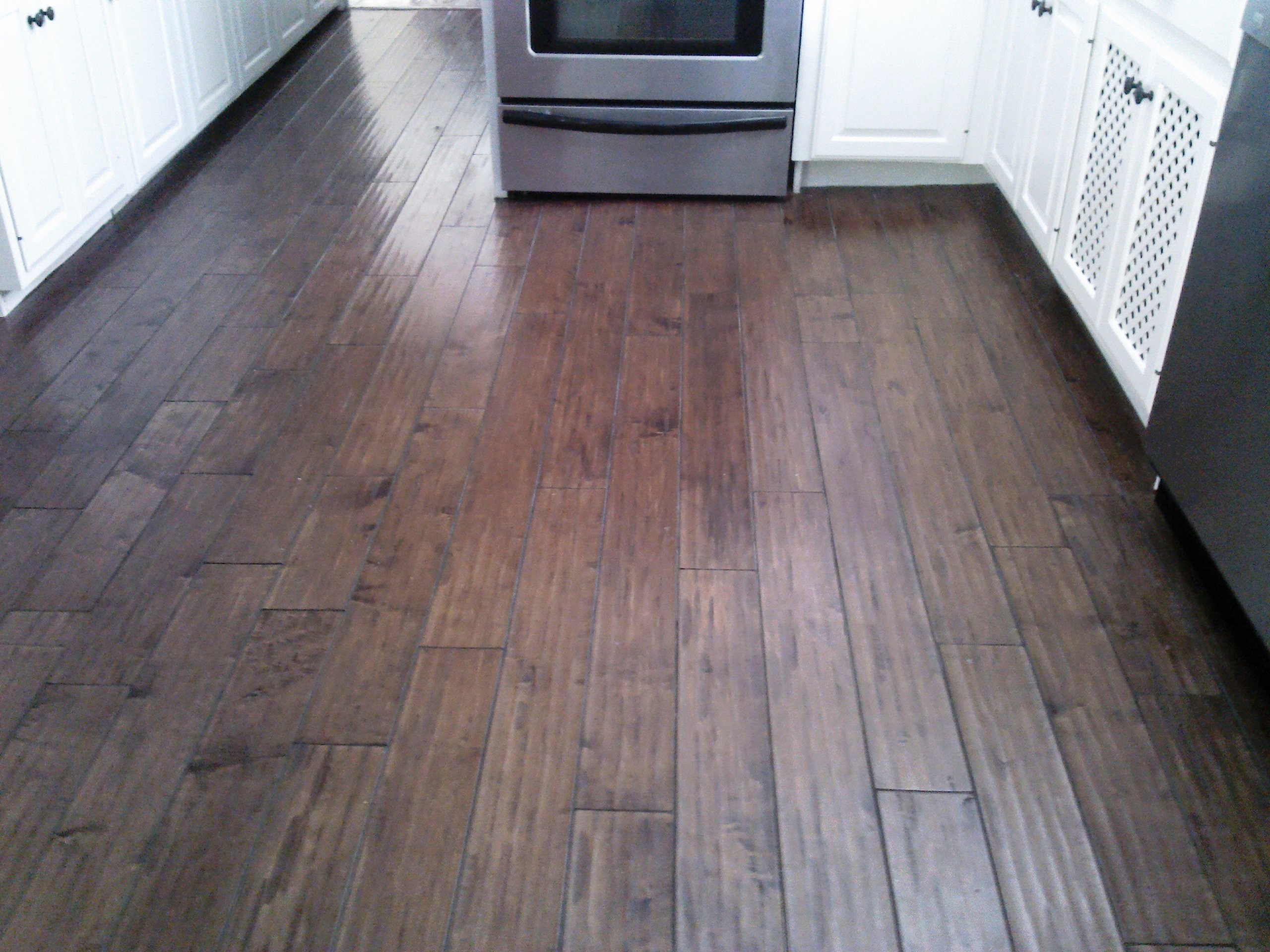 cabinetry blog | laminate wood flooring in kitchen