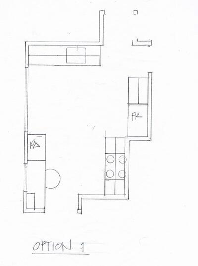 kitchen cabinet layouts