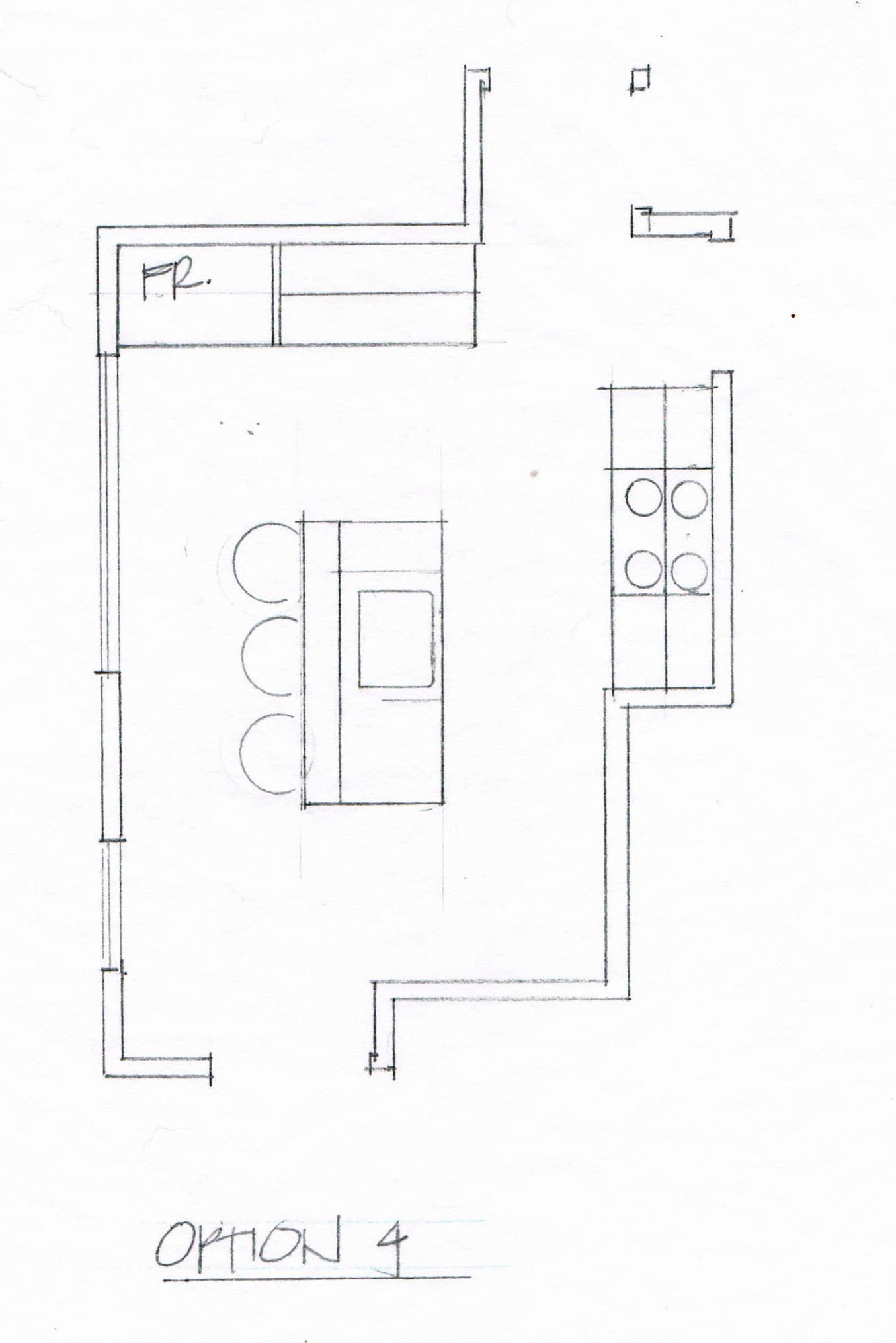 Kitchen Cabinet Layouts