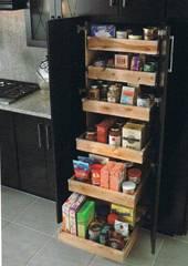 Food Storage Cabinets Image And Shower Mandra Tavern