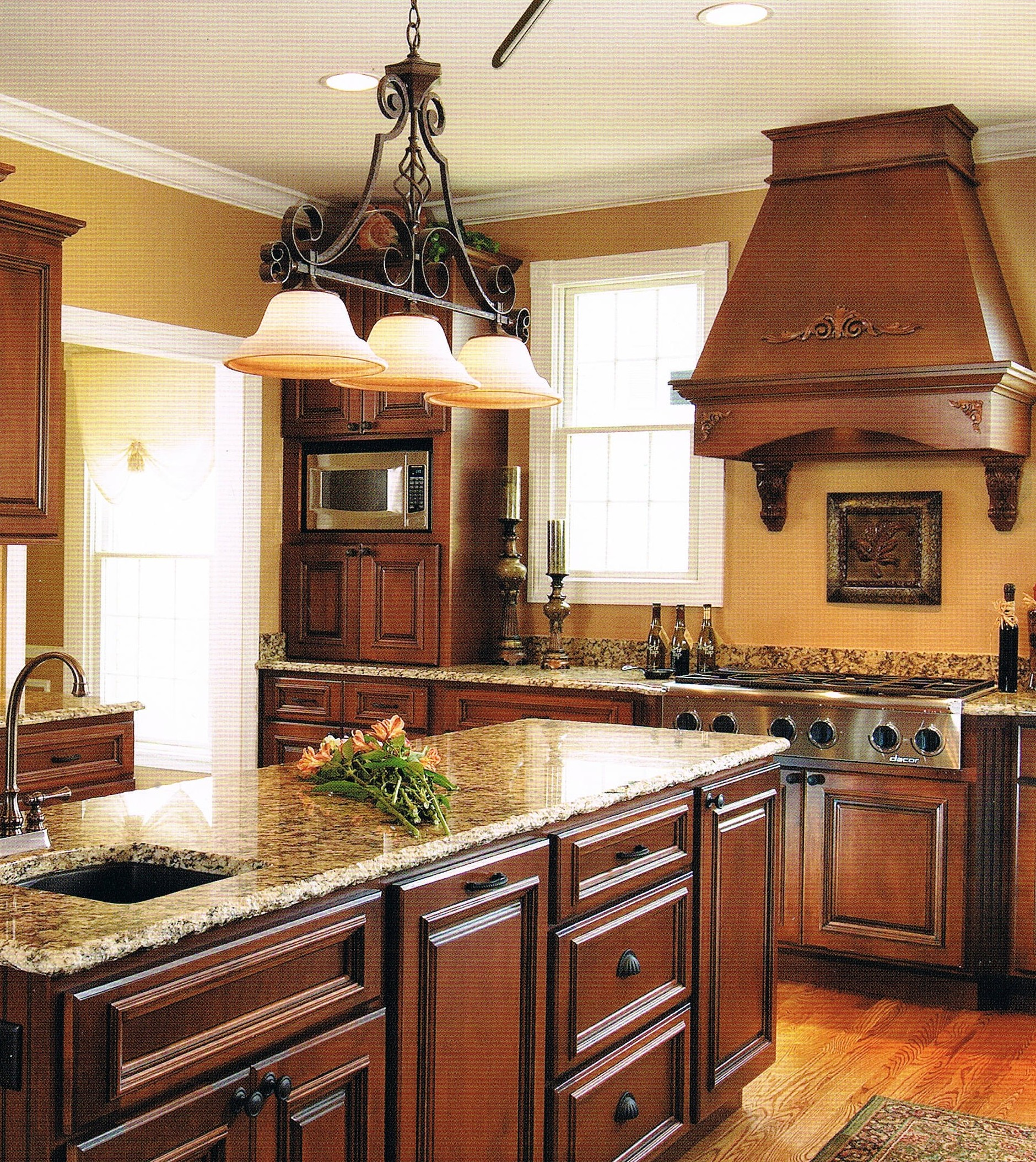 Kitchen Cabinet Hoods