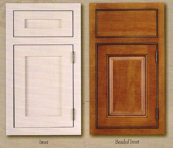 Cabinetry Overlay Style