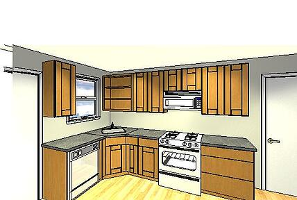 kitchen layouts and design pictures