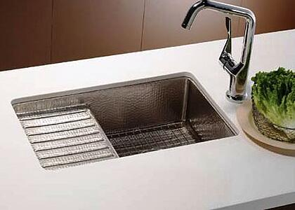 undermount stainless steel single bowl sink