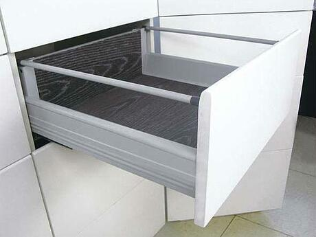How To Select Kitchen Cabinets Drawer Box Construction - Kitchen cabinet drawer boxes
