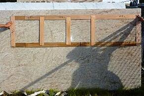 Granite template