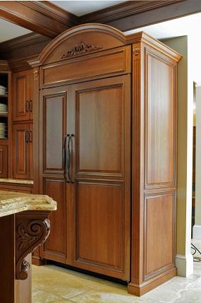 Kitchen Appliance Panels