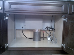 kitchen downdraft hoods