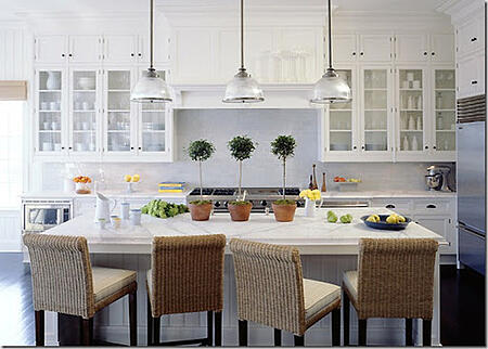 Adding Glass Doors to your Kitchen Cabinetry