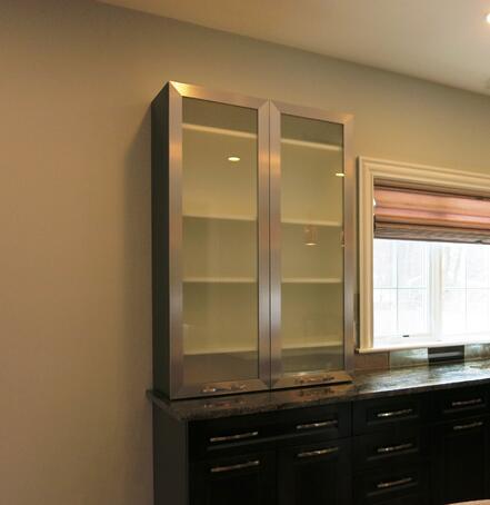 cabinet glass doors