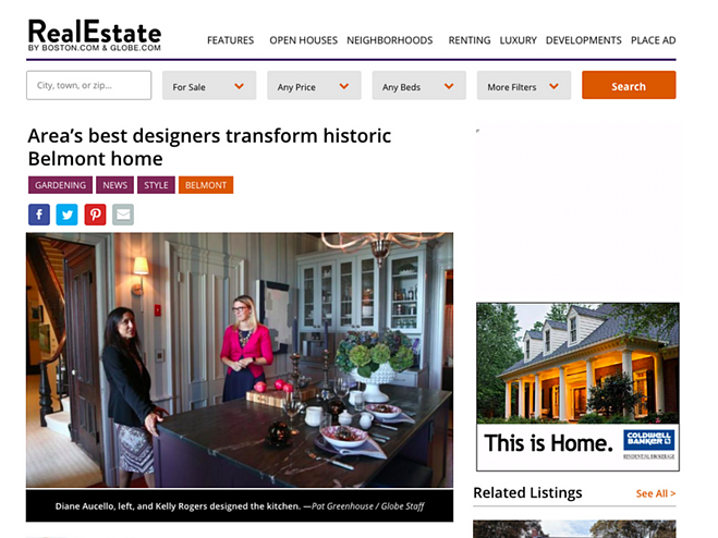 Edesia's Newest Kitchen Renovation Featured in Boston Globe.png
