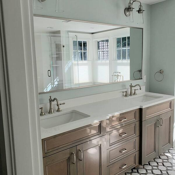 Add Color to Your Bathroom Design