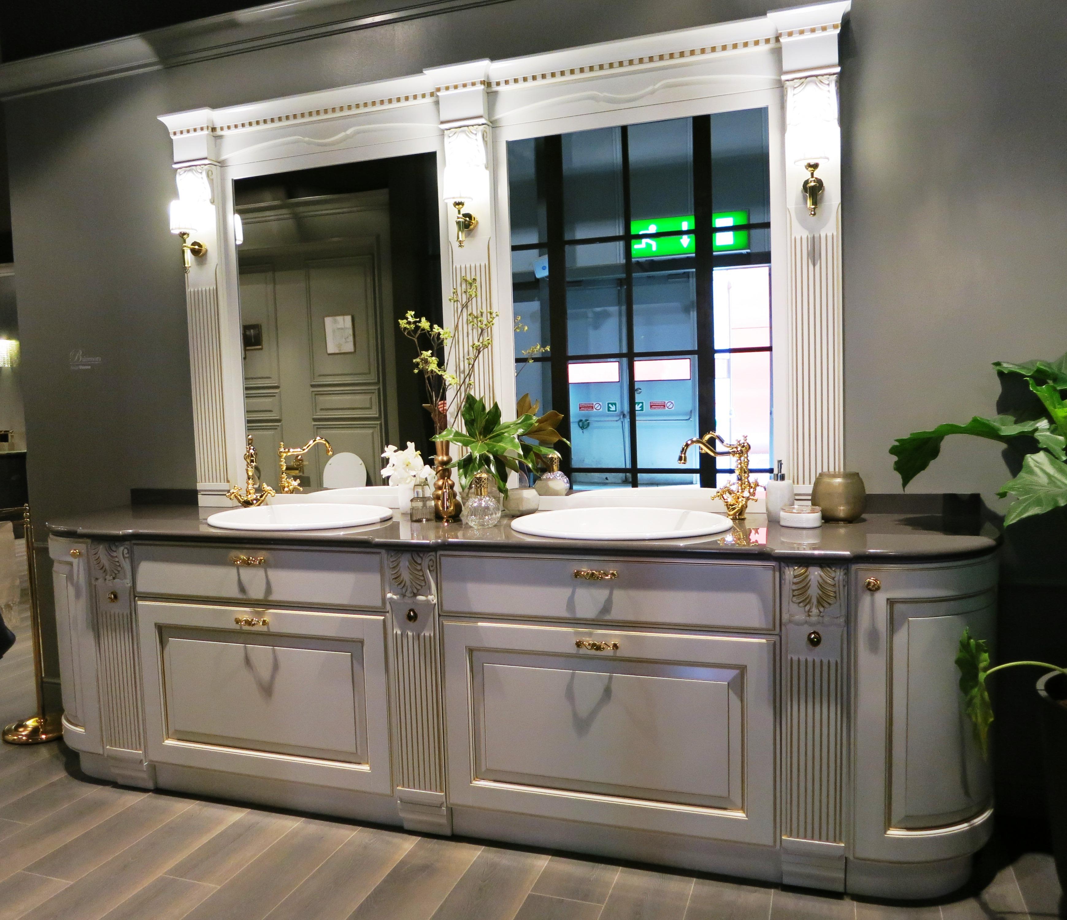 elegant bath vanity