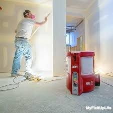 build clean dust machine