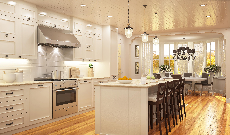 Create a Kitchen