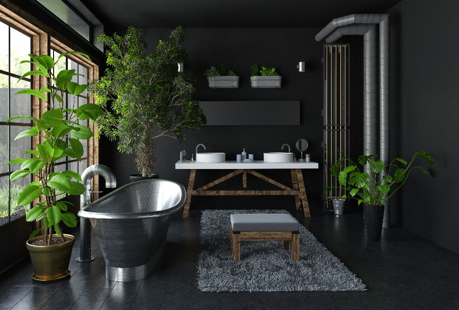 What Are the Trendy Bathroom Design Ideas?