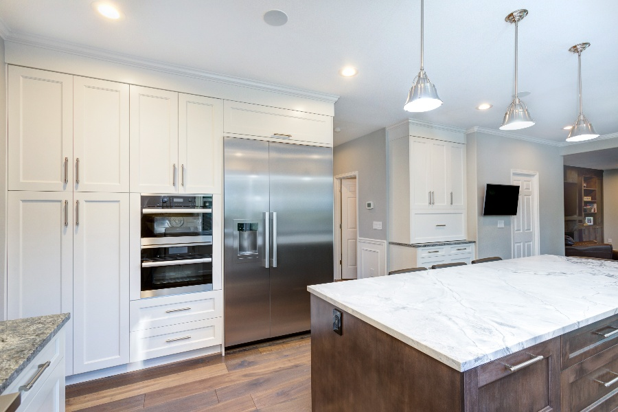 Features for Custom Kitchen Cabinets