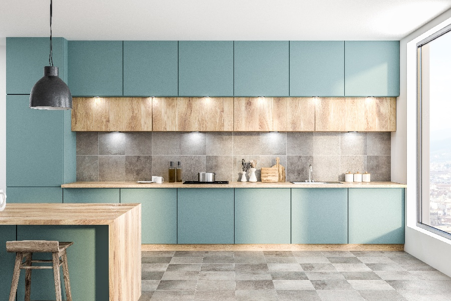 Why Are Many Kitchens Tiled?