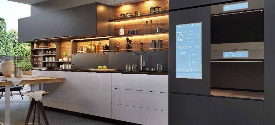 Smart Features In Your Kitchen`