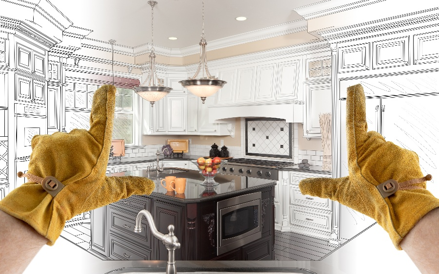 7 Appreciable Benefits You Gain from Kitchen Remodeling