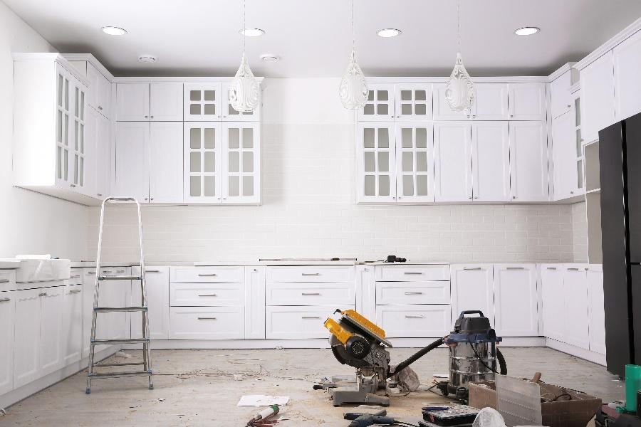 Plan for A Kitchen Renovation