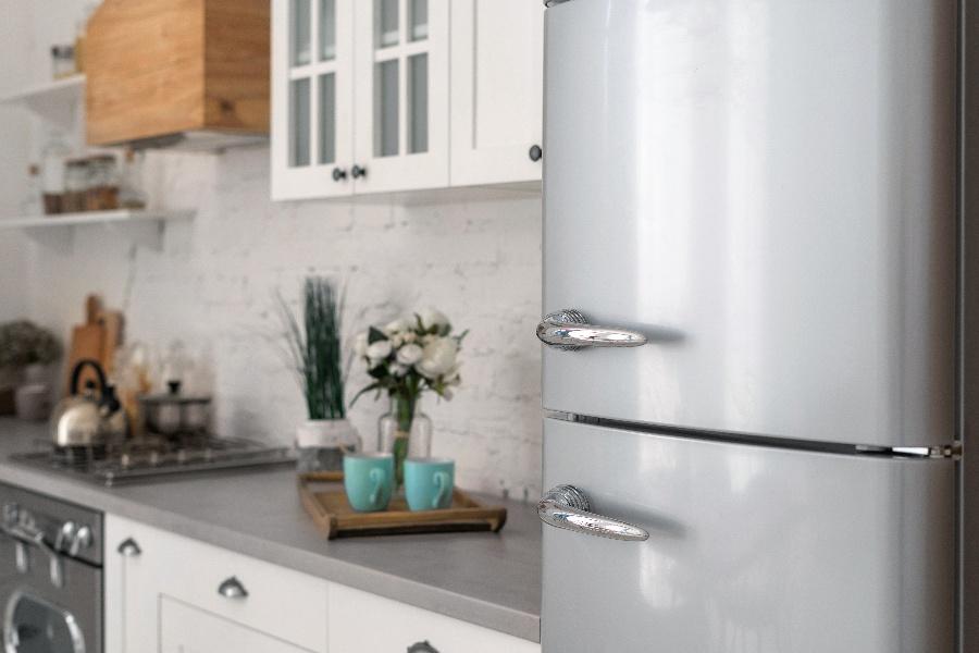 Replace Your Refrigerator and Freezer Door Handles