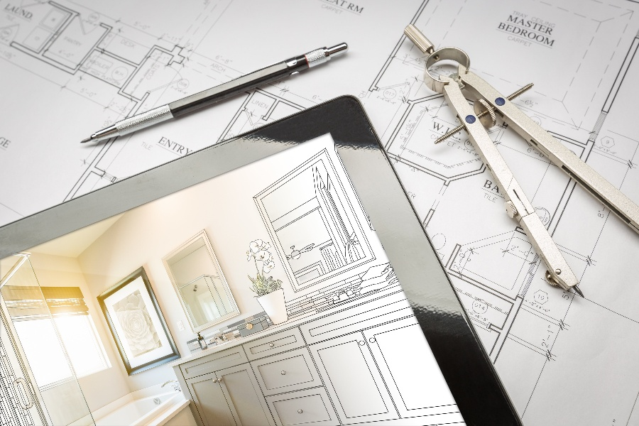6 Steps to Complete Your Bathroom Remodeling Project
