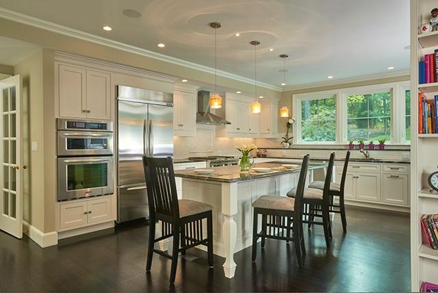 Brookline Inset Kitchen